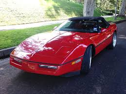 84 corvette value what to look for in a pre owned c4 corvette ebay