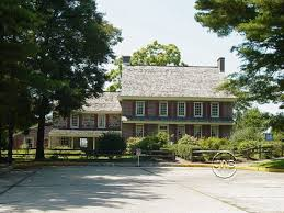 New Jersey national parks images Red bank battlefield park and james and ann whitall house jpg