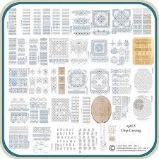 Free Wood Carving Patterns For Walking Sticks by Chip Carving Patterns U2013 Classic Carving Patterns