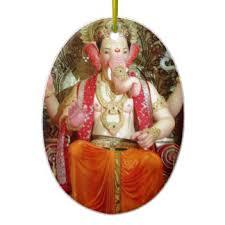 ganesha ornaments keepsake ornaments zazzle