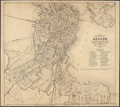City Of Boston Map by File New Map Of Boston Comprising The Whole City With The New