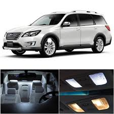 white subaru outback ledpartsnow 2015 2017 subaru outback led interior lights