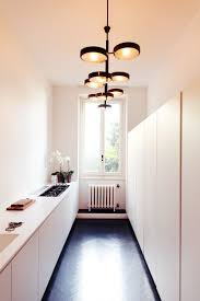 how far away from the wall should recessed lighting be galley kitchen lighting layout small modern chandeliers galley