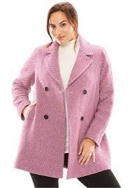women u0027s plus size wool coats u0026 jackets jessica london