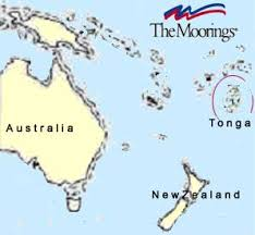 tonga map where is tonga island located sailing maps charts and