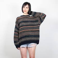boyfriend sweaters vintage boyfriend sweater 1990s from shoptwitchvintage