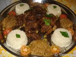 cuisiner le mouton yassa à la viande de mouton toganetou