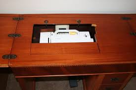 Singer Sewing Machine Cabinets by How To Make A Seamstress Very Happy U2013 Super Mom U2013 No Cape