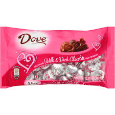 dove chocolate hearts dove promises milk chocolate heart candy s variety
