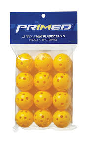 primed mini plastic training balls 12 pack u0027s sporting goods