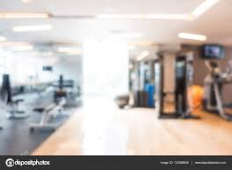 abstract blur gym and fitness room u2014 stock photo mrsiraphol