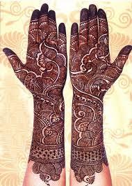 bridal or dulhan mehndi designs 2016 for