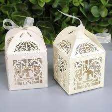 wedding favors wholesale laser cut favor boxes weddings wholesale luxury wedding candy