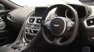 aston martin db11 interior aston martin db11 2017 interior youtube