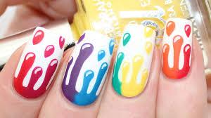 38 dreaded painted nail art images ideas nail art painted nail
