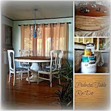 craigslist dining room sets craigslist freebie turned amazing dining room set for 100