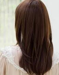 front and back views of medium length hair medium layered haircut back view the best haircut 2017