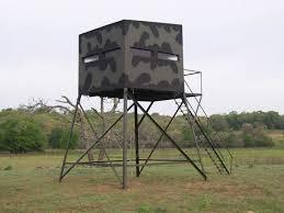 Deer Hunting Tower Blinds 10x10 Tower Deer Hunting Blinds Atascosa Wildlife Supply Texas