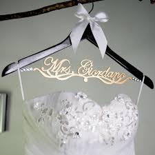 Wedding Dress Hanger Wedding Hangers Cake Toppers Family Signs Stamps Bridenew
