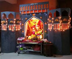 Home Ganpati Decoration Aditya Thokare On Twitter
