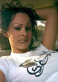 bad eyebrows lips team jimmy joe