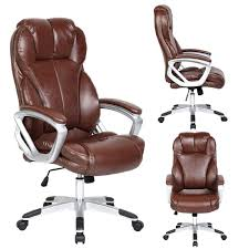 brown leather executive desk chair chair computer chair cost blue office with arms leather stool