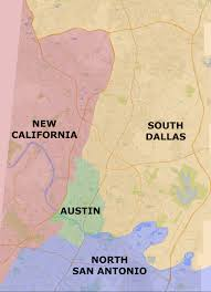 Judgmental Austin Map by Geography Poll Divide Austin Into Its Subregions Austin