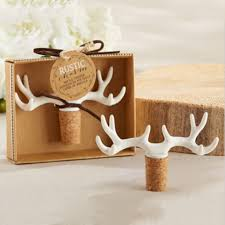 aliexpress com buy new popular design antler deer wine