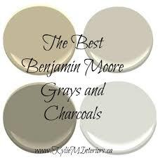 Weird Paint Color Names The 9 Best Benjamin Moore Paint Colors U2013 Grays Including Undertones