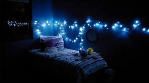 blue fairy lights for bedroom ideas gallery weinda com