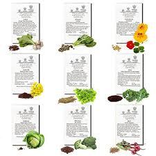 amazon com heirloom vegetable seeds american grown variety non