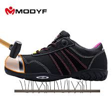 womens steel toe work boots near me modyf s outdoor boots low cut sneaker steel toe safety shoes