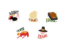 lomics thanksgiving animation by wanda arca dribbble