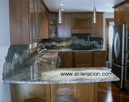 rock kitchen backsplash kitchen remodel denver co tile installers kitchen design company