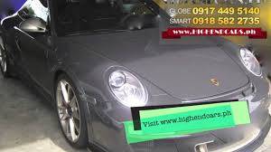 porsche philippines 2011 porsche gt3 rs pga philippines www highendcars ph youtube
