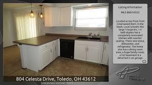 kitchen cabinets toledo ohio 804 celesta drive toledo oh 43612 youtube
