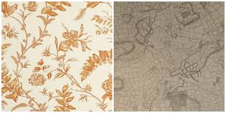 bring history home with these new 18th century inspired wallpaper