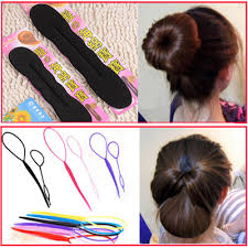 bun accessories qoo10 hair maker accessory fashion accessories