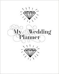your wedding planner my wedding planner black wedding organizer notebook plan your