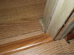 Laminate Floor Trim Bad Laminate Installation Repair Laminate Flooring Trim In