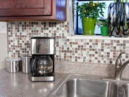 Backsplash Tile Ideas Houzz Handmade Gradient Mosaic Backsplash - Kitchen backsplash tiles toronto