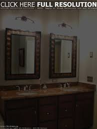 framed bathroom mirrors ideas bathroom cabinet best framed bathroom mirrors small home