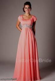 modest prom dresses lds coral naf dresses