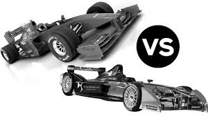 formula 3 vs formula 1 head to head formula 1 vs formula e science focus