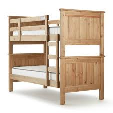 Michigan Single Bunk  Out Of The Cot - Timber bunk bed