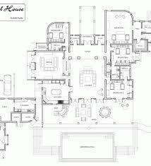 Luxury Beach Home Plans Luxury House Floor Plans