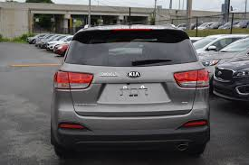 new 2017 kia sorento lx sport utility in lawrence k7713