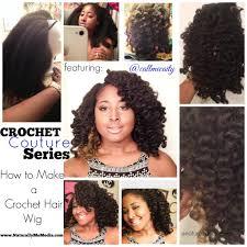 marley crochet hair styles how to make a crochet hair wig using marley hair
