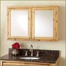 bathroom deluxe modern plaid laminated glass mirror medicine