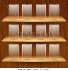 Wooden Bookshelf Pictures by Books On Shelf Stock Images Royalty Free Images U0026 Vectors